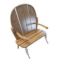 园林长椅3D模型