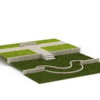 3D园林场景模型